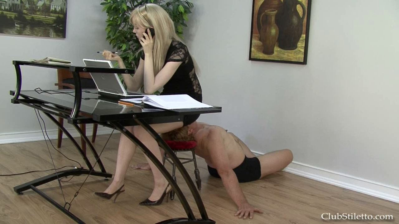 Princess Ami In Scene: I Rule the Office Now - The CEO is MY Seat Cushion - CLUBSTILETTO - HD/720p/MP4