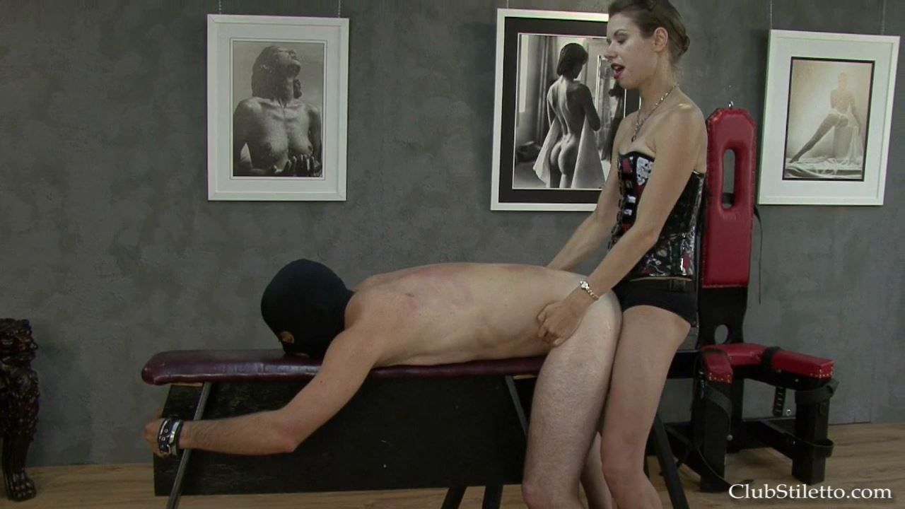 Mistress Bijou Steal In Scene: She Fucks the Boss Before He Fucks Her - CLUBSTILETTO - HD/720p/MP4
