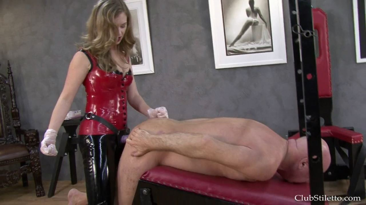 Mistress T In Scene: Tested to be MY Cuckold Full - CLUBSTILETTO - HD/720p/MP4