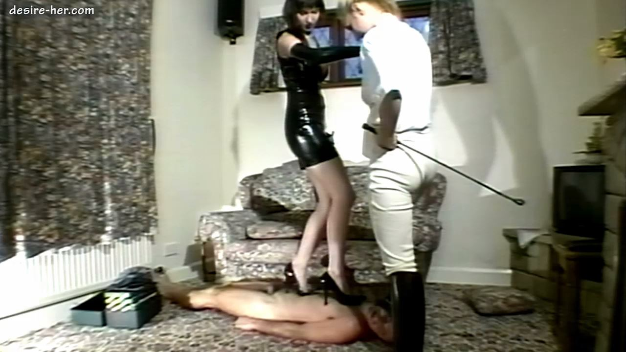 Miss Chambers Burglar - FETISH-CLIPS-ELITE / DESIRE-HER / CRUELLa  - HD/720p/MP4