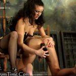 Mistress Veronika In Scene: Mean thrusting – FEMDOMTIME – SD/480p/MP4