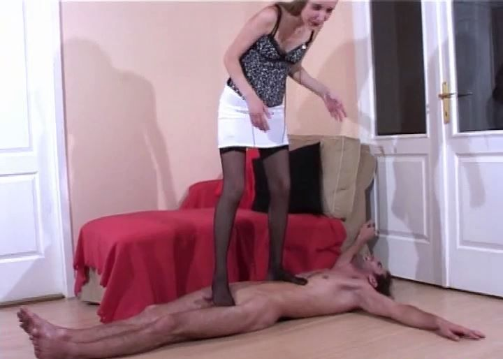 Princess Michelle In Scene: Feel And Lick My Feet Part 2 - FEMALEDOM - SD/540p/MP4