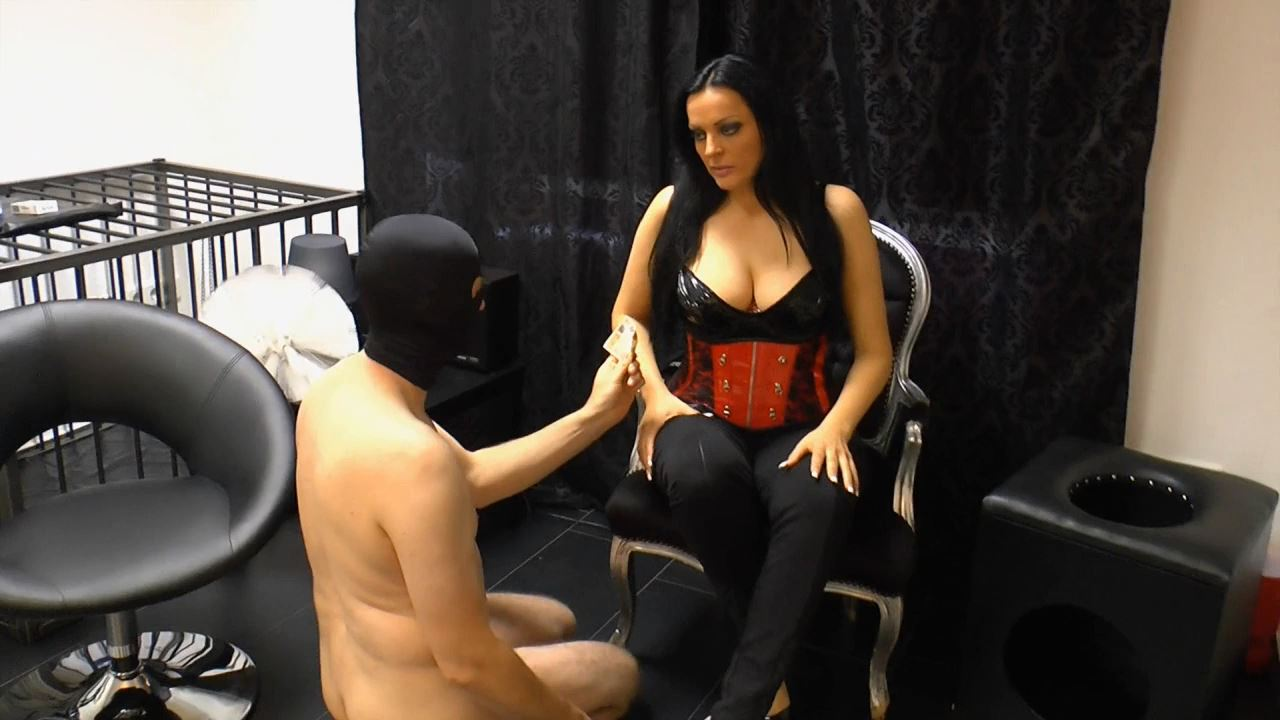 Mistress Lady Latoria In Scene: Number for your mistress - CLIPS4SALE / LADY LATORIAS WORLD / HERRIN-LATORIA - HD/720p/MP4