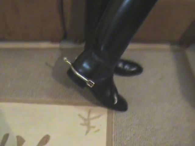 Kalinda In Scene: POV Worship My Riding Boots - LATINBEAUTIESINHIGHHEELS - SD/480p/MP4