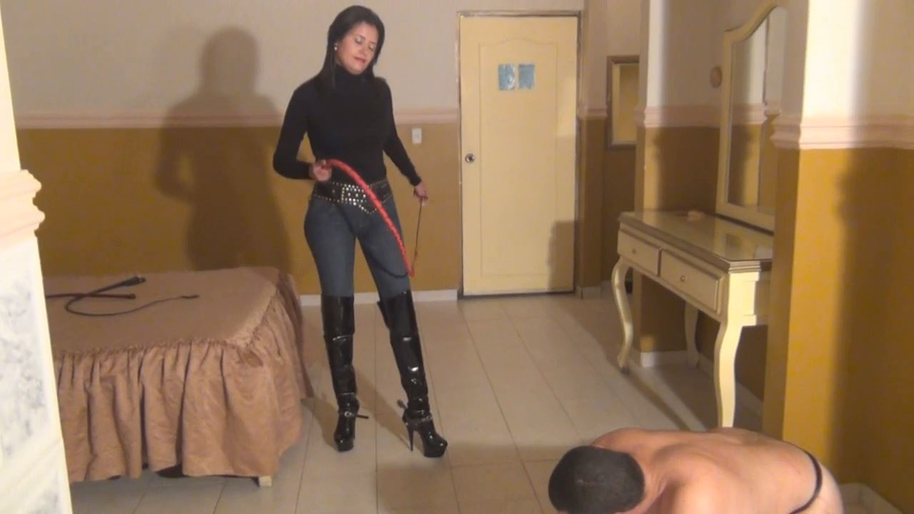Kalinda In Scene: The Taste Of Kalinda's Whip - LATINBEAUTIESINHIGHHEELS - HD/720p/MP4