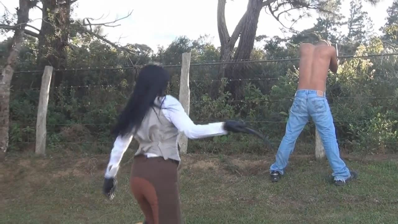 Krystall In Scene: The Whipping Of A Bad Pony - LATINBEAUTIESINHIGHHEELS - HD/720p/MP4