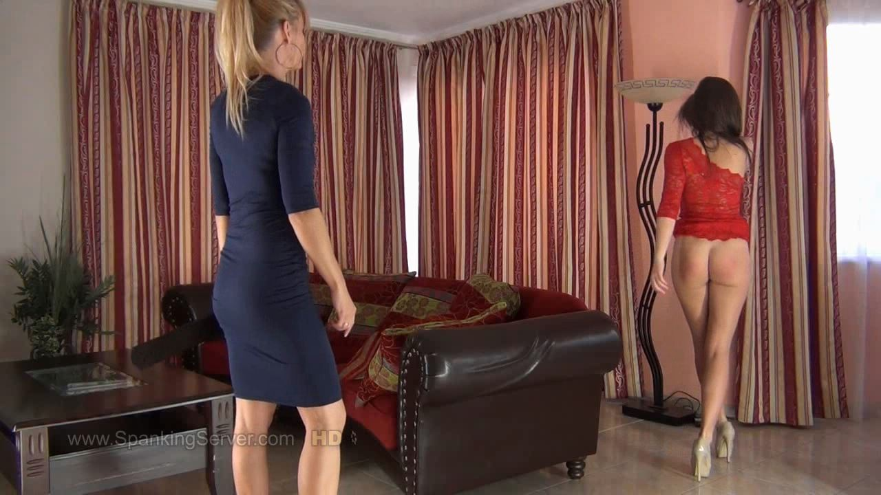 Little Caprice In Scene: LITTLE CAPRICE SPANKED 16 - SPANKINGSERVER - FULL HD/1080p/WMV