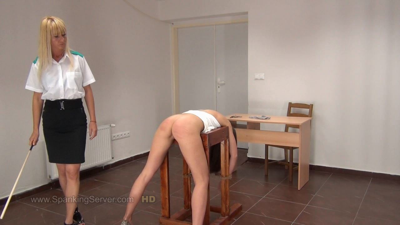 Little Caprice In Scene: LITTLE CAPRICE SPANKED 22 - SPANKINGSERVER - HD/720p/WMV