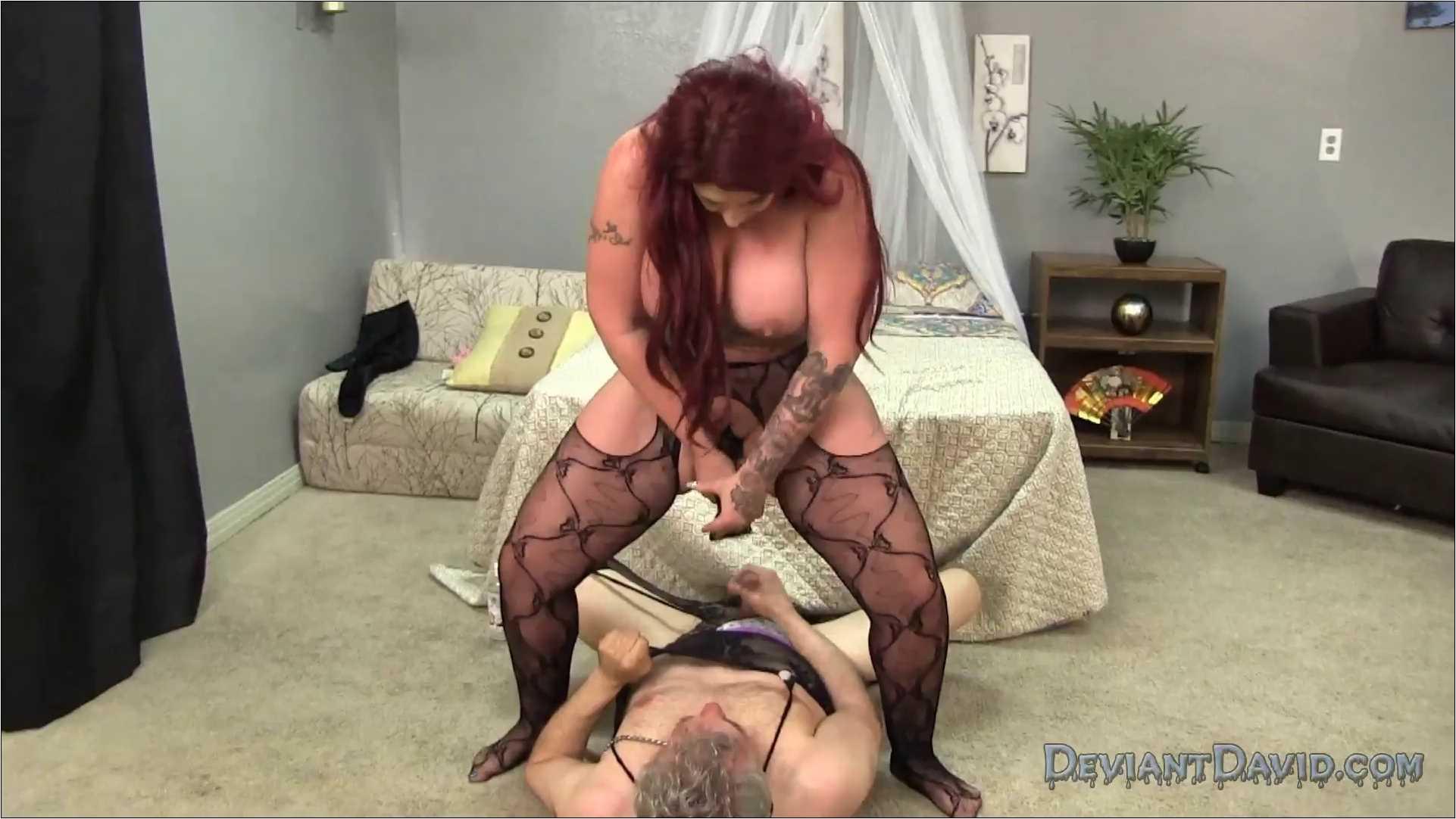 Kelli Staxxx In Scene: DEVIANTDAVID - Kelli Staxxx 4 - MEANWORLD - FULL HD/1080p/MP4