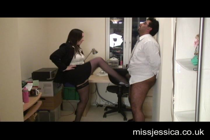 Jessica Wood In Scene: Revenge on old boss - MISSJESSICAWOODVIDEOS - SD/480p/MP4