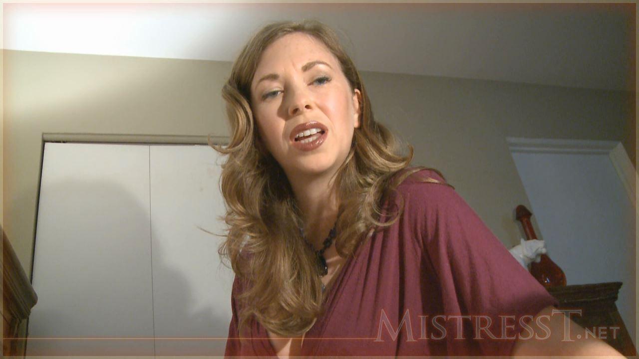 Mistress T In Scene: Bedtime Story Confess To Mommy - MISTRESST - HD/720p/MP4