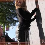 Mistress T In Scene: Public Boot Licker2 – MISTRESST – HD/720p/MP4