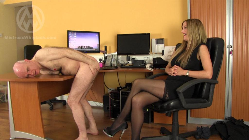 Mistress Nikki Whiplash In Scene: Office Perv's Punishment - CLIPS4SALE / MISTRESS NIKKI WHIPLASH / MISTRESS WHIPLASH - SD/576p/MP4