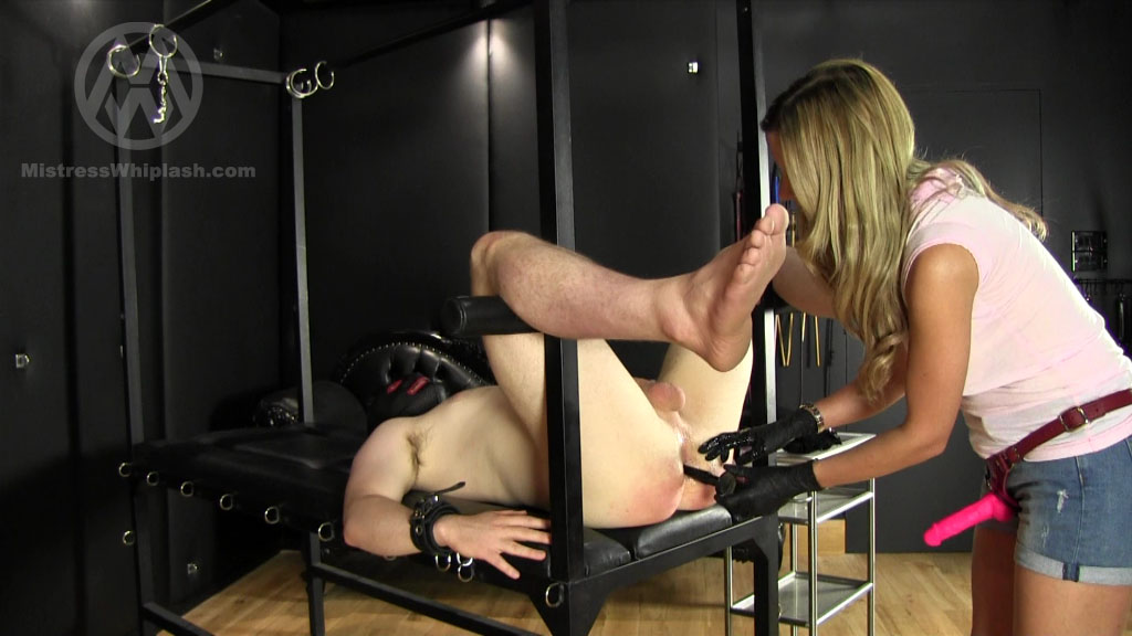 Mistress Nikki Whiplash In Scene: Anal Virgin - CLIPS4SALE / MISTRESS NIKKI WHIPLASH / MISTRESS WHIPLASH - SD/576p/MP4