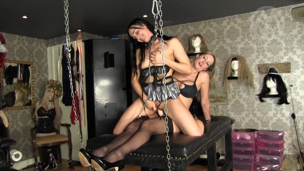 Mistress Nikki Whiplash In Scene: Slutty Slavegirl - CLIPS4SALE / MISTRESS NIKKI WHIPLASH / MISTRESS WHIPLASH - SD/576p/MP4