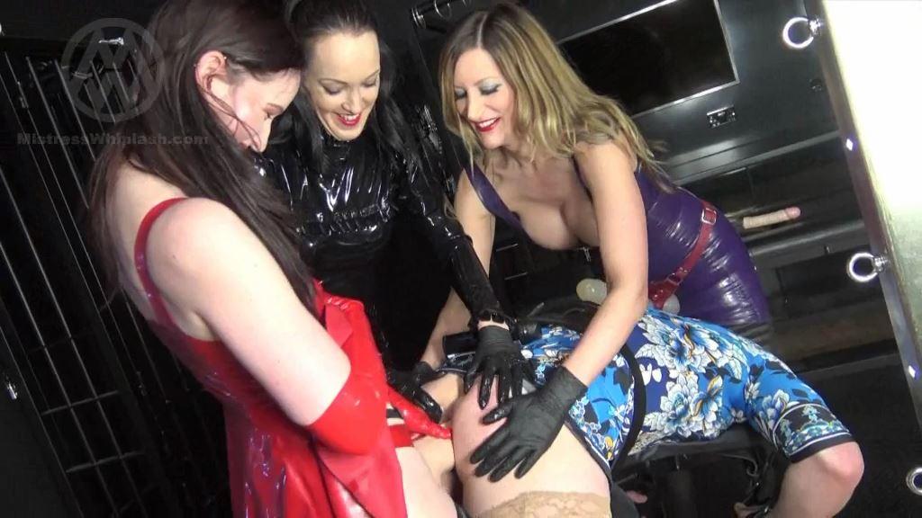 Mistress Nikki Whiplash, Mistress Vivienne L'Amour In Scene: Sissy Slutbag - CLIPS4SALE / MISTRESS NIKKI WHIPLASH / MISTRESS WHIPLASH - SD/576p/MP4