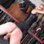Mistress Kelly Kalashnik In Scene: THRASH MY LOUSY PONY – RIDING-MISTRESS / DUTCH FEMDOM – SD/576p/MP4
