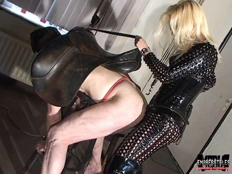 Mistress Kelly Kalashnik In Scene: FUCK MY PONYBOY - RIDING-MISTRESS / DUTCH FEMDOM - SD/576p/MP4