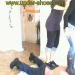 Eva and Laurie – UNDER-SHOES – SD/576p/MP4