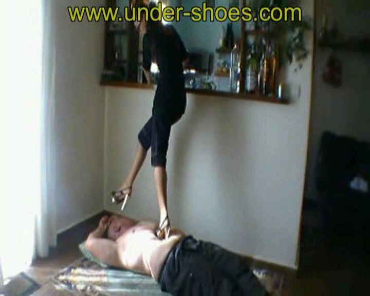 Imane Metal Heels - UNDER-SHOES - SD/576p/MP4