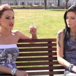 Goddess Abbie Cat , Loren In Scene: Abbie and Loren Smoking Outside – ABBIECATFETISH – HD/720p/MP4