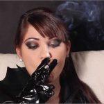 Goddess Megan In Scene: Megan Smoking Face Close-Up – ABBIECATFETISH – HD/720p/MP4