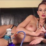 Goddess Abbie Cat In Scene: Smoking Waterpipe Topless – ABBIECATFETISH – HD/720p/MP4