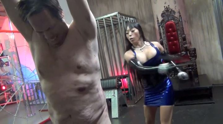 A Vigorous And Brutal Whipping - CLIPS4SALE / ASIAN CRUELTY - LQ/SD/400p/MP4
