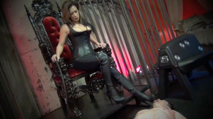 Beaten Into A Boot Slave. Starring Mistress Jasmine - CLIPS4SALE / ASIAN CRUELTY - SD/404p/MP4