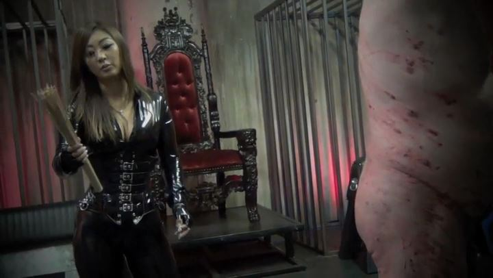 Brutal Canes Of Pain. Starring Queen Darla - CLIPS4SALE / ASIAN CRUELTY - SD/406p/MP4
