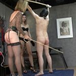 Mistress Bijou Steal, Madam Lexus In Scene: Candid Lessons in Pain – CLUBSTILETTO – HD/720p/MP4