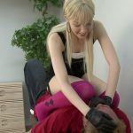 Princess Ami In Scene: Harsh HOM ass-crushing – CLUBSTILETTO – HD/720p/MP4