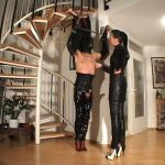 Fetish Diva Nadja In Scene: Extreme heels and respiratory reduction training for the house slave Part 1 – FETISH-DIVA-NADJA – SD/576p/MP4