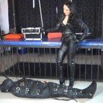 Fetish Diva Nadja In Scene: Property of the mistress in the leather gunpowder Part 2 – FETISH-DIVA-NADJA – HD/720p/MP4