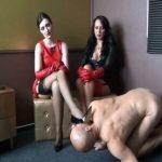Fetish Diva Nadja In Scene: Fork to the foot and toilets slave Part 1 – FETISH-DIVA-NADJA – SD/480p/MP4