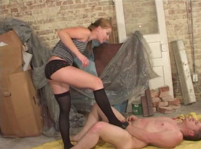 Nancy In Scene: You Wanna Fight Me Part 3 - FEMALEDOM - SD/540p/MP4