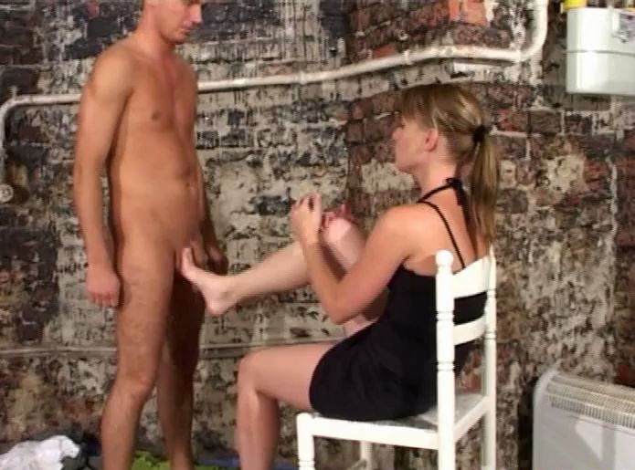 Nancy In Scene: Nice Ball Treatment Part 2 - FEMALEDOM - SD/540p/MP4