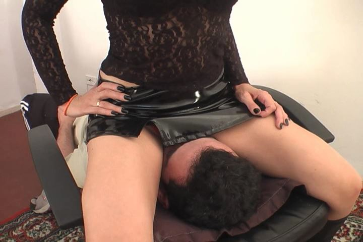 Mistress Dolly In Scene: The Fanatic - CLIPS4SALE / DOMINANT GIRLS / FEMRACE - SD/480p/MP4