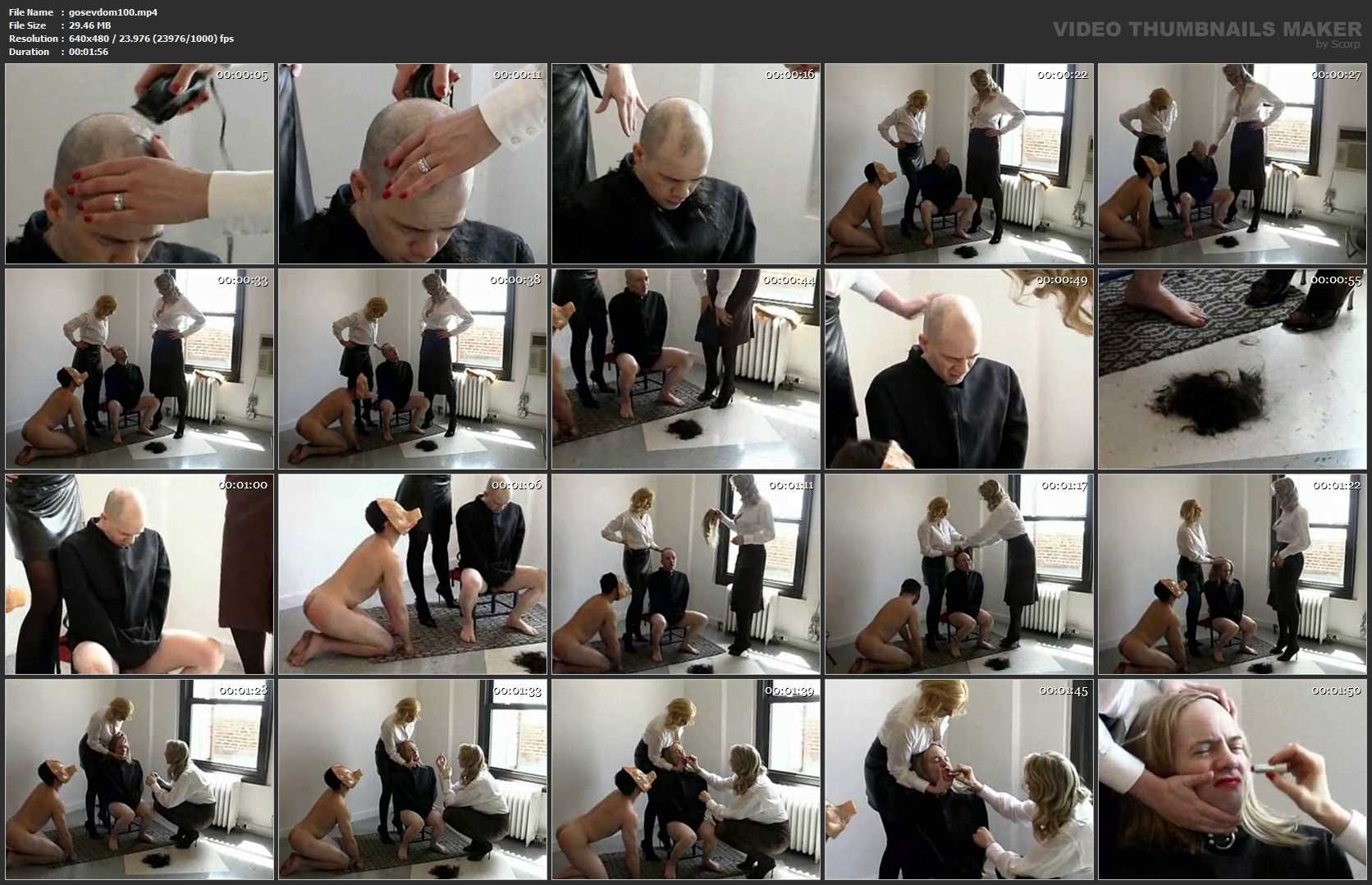 Goddess Severa Domination 100 - GODDESSSEVERA - SD/480p/MP4