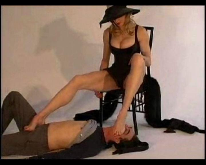 Goddess Severa Foot Fetish 025 - GODDESSSEVERA - SD/576p/MP4