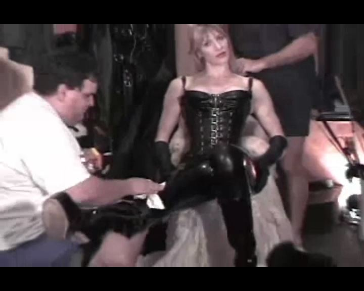 Goddess Severa Foot Fetish 036 - GODDESSSEVERA - SD/576p/MP4