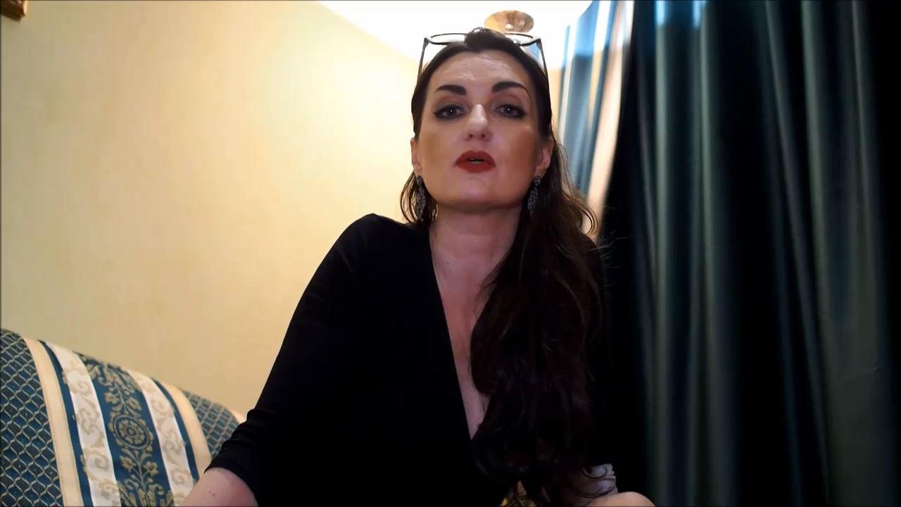 Lady Victoria Valente In Scene: Cum and splash off JOI Clip - CLIPS4SALE / LADYVICTORIAVALENTE / REAL GERMAN MISTRESS - HD/720p/MP4