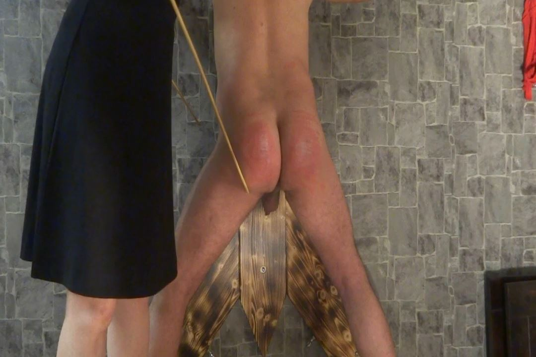 Lady Victoria Valente In Scene: Caning the slave last Part - CLIPS4SALE / LADYVICTORIAVALENTE / REAL GERMAN MISTRESS - HD/720p/MP4