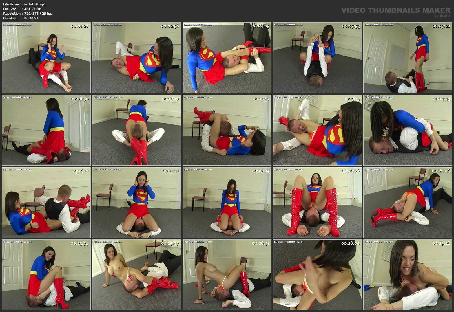 Super Rebekah - LETHALBITCHES - SD/576p/MP4