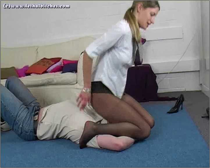 The Right To Remain Silent - LETHALBITCHES - SD/576p/MP4
