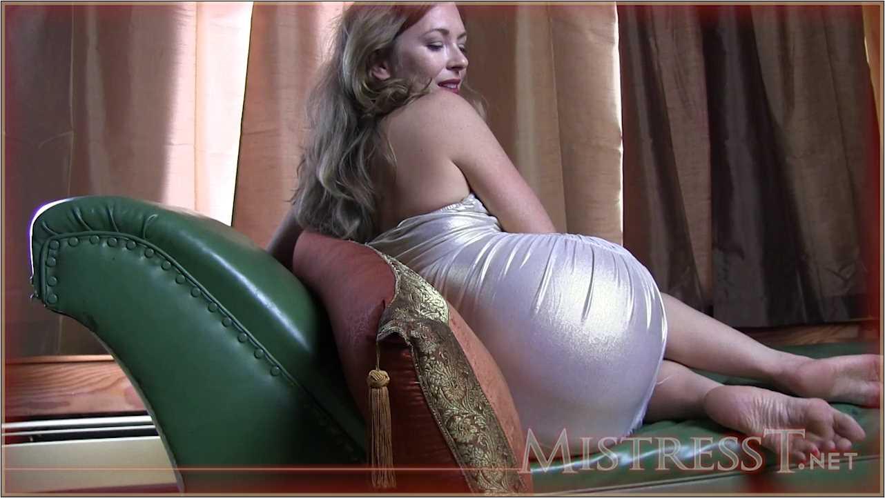Mistress T In Scene: Stare At My Back Boy - MISTRESST - HD/720p/MP4