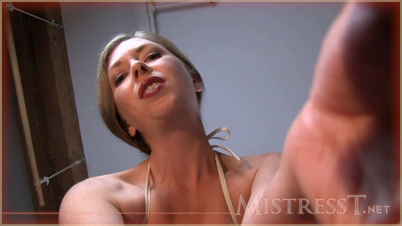 Mistress T In Scene: You Cant Resist Giant Goddess - MISTRESST - HD/720p/MP4