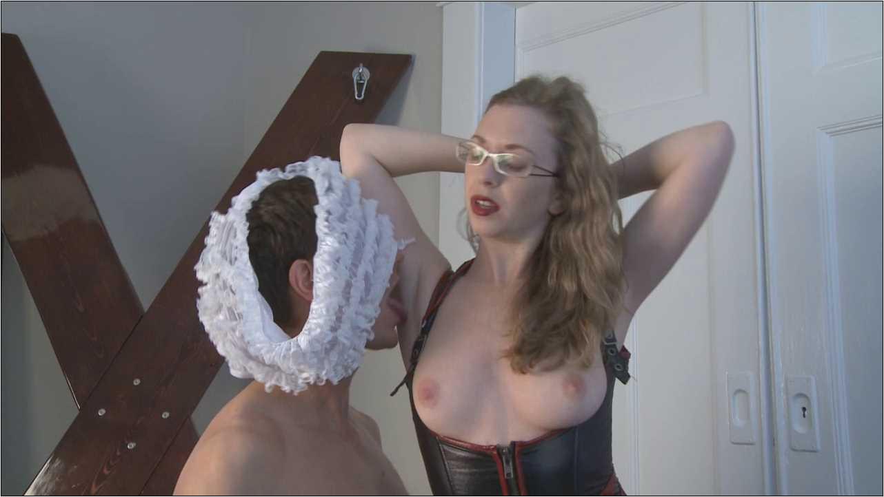 Mistress T In Scene: Armpit Worship1 - MISTRESST - HD/720p/MP4