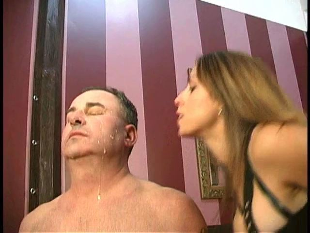 Mistress A`IE In Scene: Bathed In Spit - RUTHLESSVIXEN - SD/480p/MP4