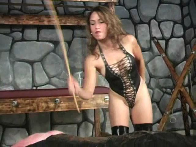 Mistress A`IE In Scene: Cheyenne & Slave Wrapped Part 01 - RUTHLESSVIXEN - SD/480p/MP4